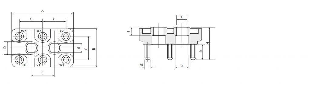 Terminal Blocks – Electric Motor Parts & Accessories Australia